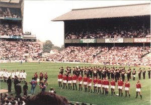 USA vs. England 10/11/1991 Twickenham Stadium