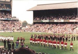 USA vs. England 10/11/1991 Twickenham Stadium