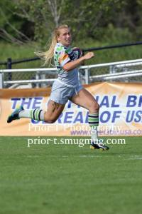 Kelsi Stockert. USA Rugby Women's XV Representative