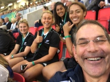 Black Ferns in back of us